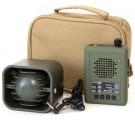 «Егерь 55D» + пассивный динамик «AL-440RU» + сумка