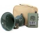 «Егерь 55D» + пассивный динамик «ТК9» + сумка