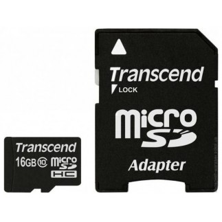 Карта памяти micro SD 16 ГБ